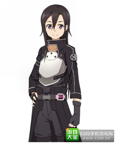 刀剑神域黑衣剑士GGO桐人