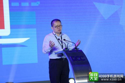 清科集团董事长兼CEO倪正东演讲——从游戏产业看中国的投资机会