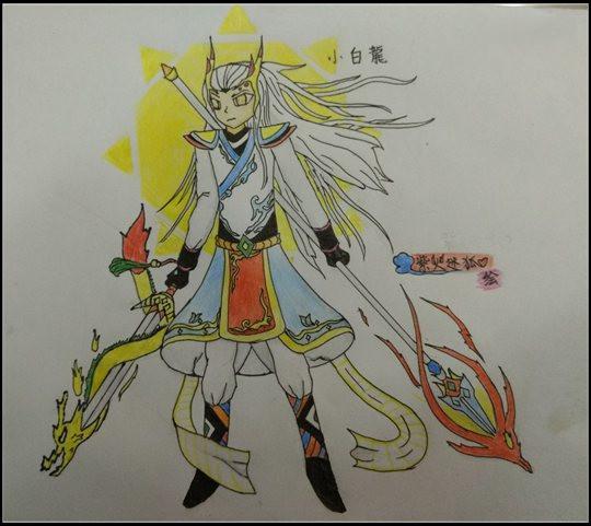 造梦西游4枪剑结合小白龙-4399紫火迷狐