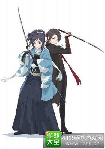 《刀剑乱舞-花丸-》