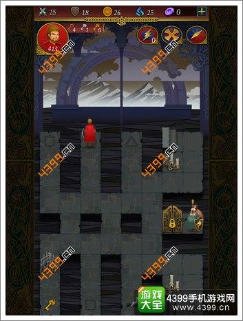魔塔大冒险2第5层攻略