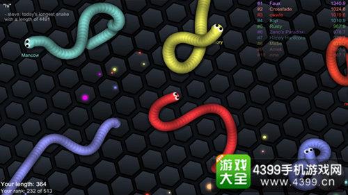 《蛇蛇大作战》