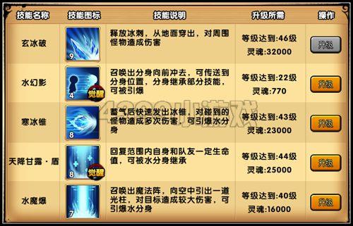 造梦西游4巨水灵怎么打 唐僧挑战巨水灵