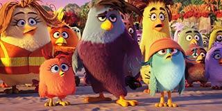 《愤怒的小鸟》首周票房2.8亿元 片尾彩蛋解锁游戏新关卡