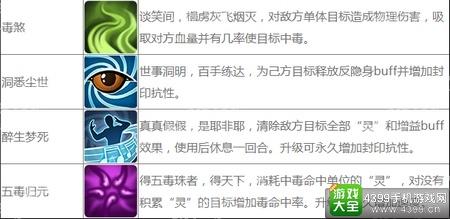 仙剑奇侠传3D回合唐门解析
