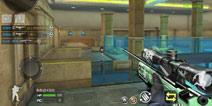 穿越火线枪战王者水族馆大头模式狙击使用技巧