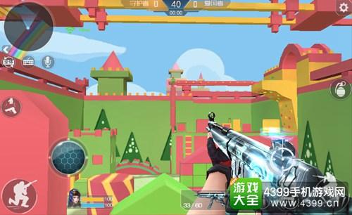 《枪战英雄》新武器:枪械+近战武器