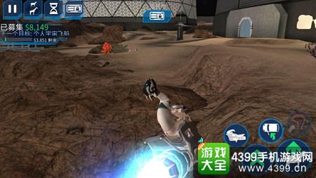 模拟山羊太空废物摩托车