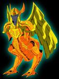 圣斗士星矢重生海魔女鳞衣