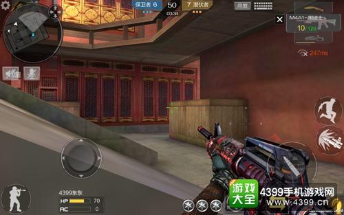 CF手游M4A1黑骑士