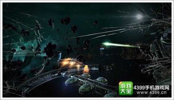 浴火银河3狮蝎游戏截图