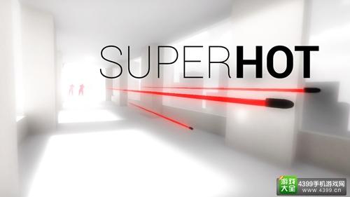 《Super Hot》将推VR版本 亲身感受子弹时间