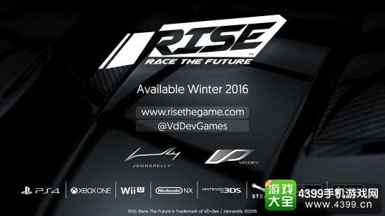 游戏将登陆NX主机