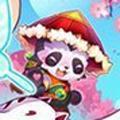 天天酷跑熊猫剑客