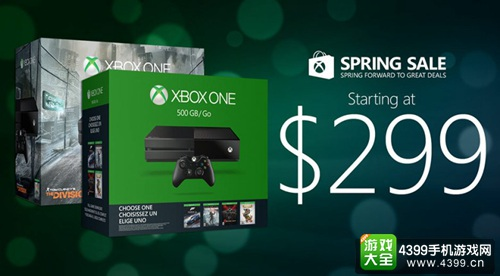 Xbox One全线降价 新机器真的要来了?