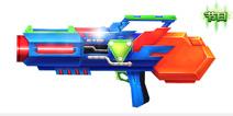 火线精英手机版喷喷水枪怎么样 喷喷水枪属性详解