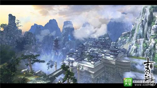 图07:宏伟的青云山又隐藏了多少秘密呢?