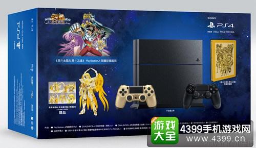 PS4国行版《圣斗士星矢 勇斗之魂》6月底上市 限量版送万代正版圣衣神话