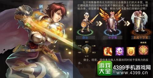 仙境传说RO复兴剑士
