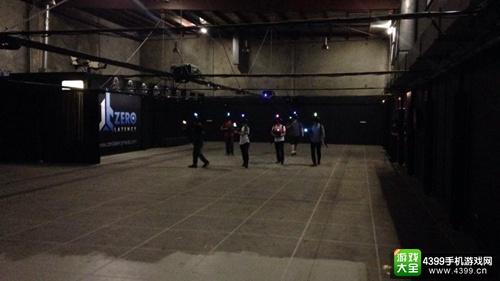 多人VR游戏中心落户世嘉都市乐园 终于可放开手脚地体验了