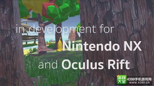 VR新作《河畔(Riverside)》宣布支持NX 任天堂未表态
