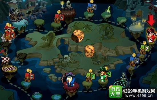 海盗战争:骰子之王骰子