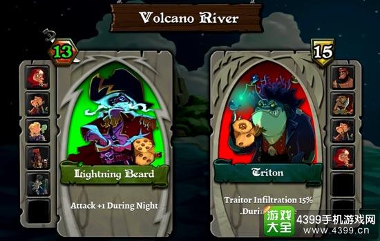 海盗战争:骰子之王卡牌
