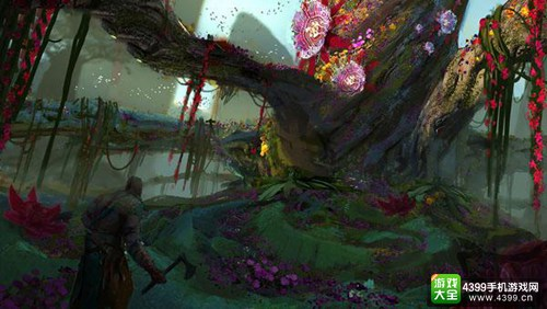 《战神4》或在E3发布 国外达人爆出猛料