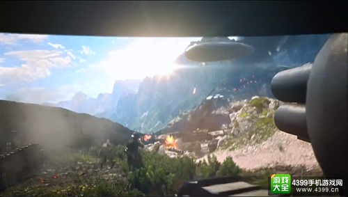 【2016E3】《战地1》实战画面公开 复古兵器给你陌生的快感
