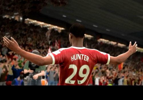 """【2016E3】《FIFA17》""""旅程""""模式公布"""