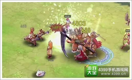 仙境传说多人战斗