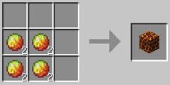 我的世界1.10岩浆块怎么得