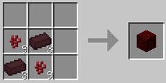 我的世界1.10红色地狱砖怎么得