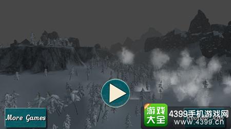 西伯利亚寒冬