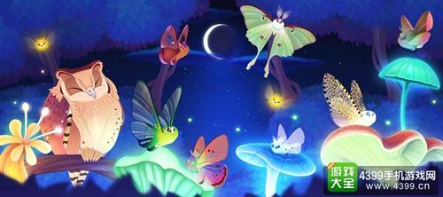 蝴蝶之星夜手游
