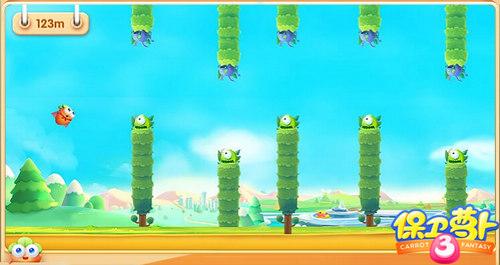 保卫萝卜3小游戏
