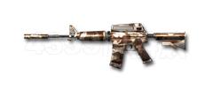 4399战争使命M4A1-战魂