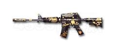 4399战争使命M4A1-牡丹