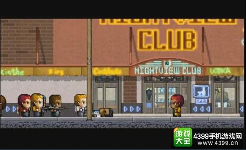 《上帝之城 监狱帝国》发布预告片 国人打造犯罪题材独立游戏