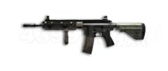 4399战争使命HK416