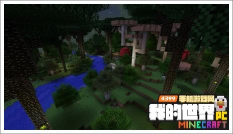 我的世界电脑版暮色森林MOD