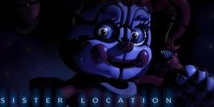 玩具熊续作《姐妹地点》曝光概念图 机械人型尽显诡异笑容