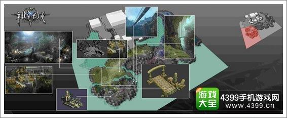 神魔圣域游戏引擎