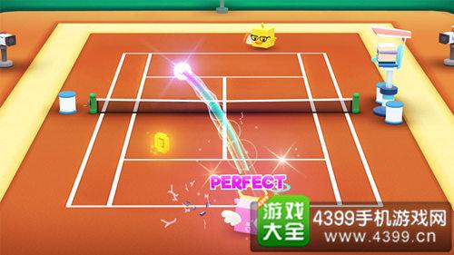 《数位网球》