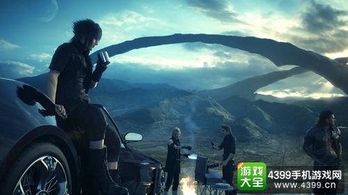 《最终幻想15》VR版将以DLC形式推出 更多DLC蓄势待发