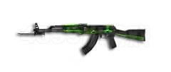 4399战争使命AK47-异毒