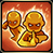 火影忍者OL鸣人[仙人模式]仙术影分身