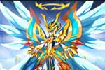 龙斗士美图圣耀天使加西亚展示