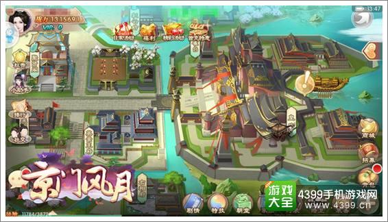 京门风月京门风月地图