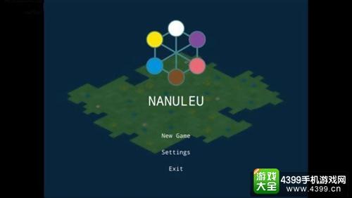 《Nanuleu》游戏主界面